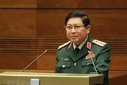 Đại tướng Ngô Xuân Lịch sẽ tham dự Đối thoại Shangri-La tại Singapore