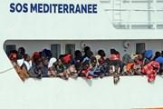 Maroc giải cứu hơn 470 người di cư bất hợp pháp trên biển