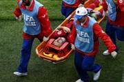 Tiền vệ William Kvist của Đan Mạch chia tay World Cup sớm