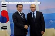 Nga và Hàn Quốc dự kiến thảo luận về các dự án chung với Triều Tiên