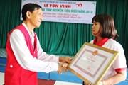 Người phụ nữ nghèo với 28 lần hiến máu tình nguyện cứu người