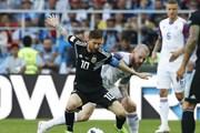 Bảng D World Cup 2018: Argentina khát điểm, Croatia chờ thời