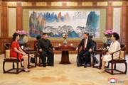 KCNA: Triều Tiên, Trung Quốc thảo luận hợp tác trong tình hình mới