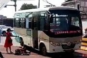 Trung Quốc: Tấn công bằng dao trên xe buýt, 8 người bị thương