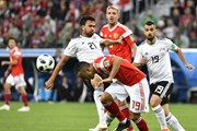 Ai Cập sẽ kiện trọng tài điều hành trong trận Nga-Ai Cập