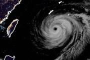 Đài Loan bắt đầu sơ tán người dân do lo ngại bão Maria