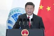 Chủ tịch Trung Quốc Tập Cận Bình lên đường tới Trung Đông, châu Phi