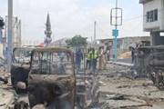 Somalia bắt giữ các nghi phạm đánh bom xe tại Mogadishu