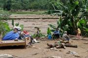 Nhiều vùng ở Bắc Bộ vẫn ngập úng, Hà Nội có mưa vài nơi