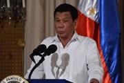 Philippines xác nhận chuyến thăm của Tổng thống Duterte tới Israel