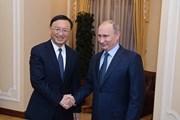 Ông Putin bày tỏ hy vọng sẽ gặp lại Chủ tịch Tập Cận Bình