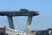 Autostrade chi 500 triệu euro xây lại cầu cạn Morandi bị sập