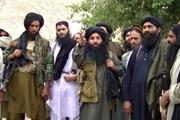 Phiến quân Taliban chiếm huyện ở miền Tây Bắc Afghanistan