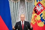 Tổng thống Putin muốn kéo quan hệ với Mỹ thoát khỏi khủng hoảng
