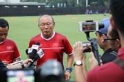 HLV Park Hang Seo khẳng định Việt Nam sẵn sàng đối đầu với Bahrain