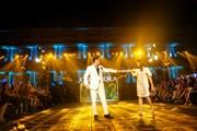 Chiêm ngưỡng màn catwalk điêu luyện của những biên tập viên VTV