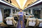 Trải nghiệm chuyến tàu hỏa '5 sao' hiện đại nhất Việt Nam