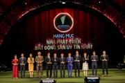 Giải thưởng Quốc gia bất động sản Việt Nam 2018 tôn vinh 8 hạng mục