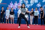 """300 bạn nhỏ tham gia tuyển chọn vở đại vũ kịch """"Sắc màu tuổi thơ"""""""