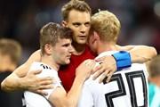 World Cup 2018: Những hình ảnh trận cầu kịch tính Đức và Thụy Điển