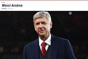 Arsene Wenger chính thức rời Arsenal vào cuối mùa giải 2017/2018