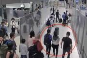 Vụ bắt cóc hy hữu trong sân bay Thái Lan ngay trước mắt hải quan