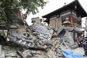 [Video] Động đất tại Nhật Bản gây thiệt hại nặng nề
