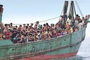 Malaysia triệt phá đường dây buôn người di cư Bangladesh