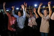 [Photo] Niềm vui vỡ òa sau khi giải cứu thành công đội bóng Thái Lan