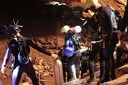 [Video] Cận cảnh các công đoạn giải cứu đội bóng Thái Lan