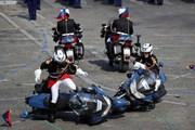 [Video] Khoảnh khắc hài hước trong lễ duyệt binh mừng Quốc khánh Pháp