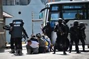 An ninh cho ASIAD 2018: Indonesia trấn áp nhiều đối tượng tội phạm