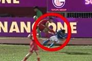 [Video] Bạo lực sân cỏ từ V-League nhìn ra thế giới