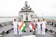 Ấn Độ và Singapore lên kế hoạch tập trận hải quân chung
