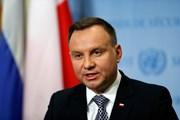 Tổng thống Ba Lan phủ quyết dự luật bầu cử vào Nghị viện châu Âu