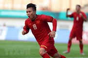 ASIAD 2018: Quang Hải khẳng định Olympic Việt Nam đã mạnh hơn