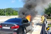 Công ty BMW tại Hàn Quốc bắt đầu thu hồi xe do lỗi hệ thống