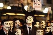 Anonymous nhận tiến hành các vụ tấn công mạng tại Tây Ban Nha