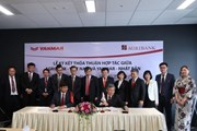 Agribank và Tập đoàn Yanmar hợp tác đầu tư tín dụng nông nghiệp