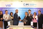 IFC cấp 185 triệu USD cho VIB hỗ trợ doanh nghiệp nhỏ và nhà ở