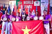 Vòng chung kết WAGC: Bản lĩnh golf thủ Việt trên đấu trường quốc tế