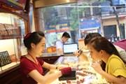 Giá vàng Rồng Thăng Long giảm 50.000 đồng, trong khi SJC không đổi