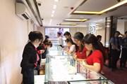 Giá vàng Bảo Tín Minh Châu tăng 230.000 đồng so với phiên đầu tuần