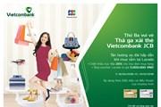 Nhiều ưu đãi cho khách hàng là chủ thẻ Vietcombank JCB