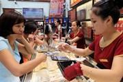 Hai thương hiệu vàng trong nước giảm đến 130.000 đồng sau nghỉ lễ