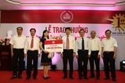 Agribank trao giải đặc biệt thứ 2 cho khách hàng tại Hải Phòng