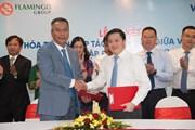 Ngân hàng VietinBank và Tập đoàn Flamingo hợp tác toàn diện