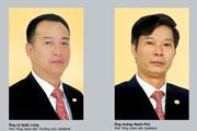 SeABank bổ nhiệm thêm 2 thành viên ban tổng giám đốc