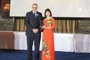 Vietcombank nhận giải sản phẩm Mobile Banking sáng tạo hiệu quả nhất