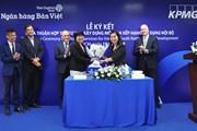Ngân hàng Bản Việt và KPMG hợp tác xếp hạng tín dụng nội bộ